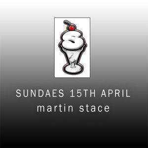Live @ Sundaes 15-04-12