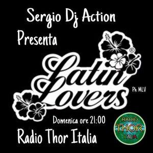 LATIN LOVERS 10 RADIO THOR ITALIA