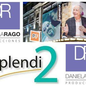 ESPLENDI-2 El magazine de la tarde - Bloque de Cine del Miércoles 24-04 con Luis Vernet
