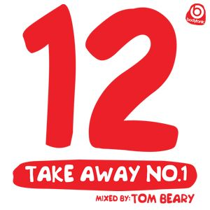 12 Takeaway No. 1, mixed by Tom Beary