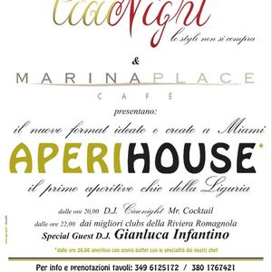 """CiaoNight """"The Aperihouse"""" compilation"""