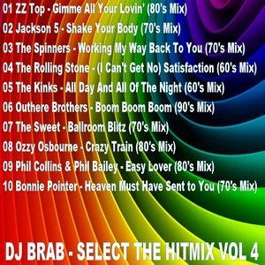 DJ Brab - Select The Hitmix Vol 4 (Section 2016)
