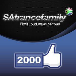 SAtrancefamily 2,000 Facebook 'Likes' Tribute - Mashup Madness (Mixed by Mark McSee)