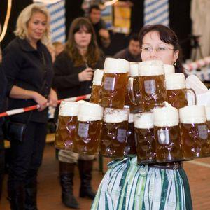 German beer festival - Oktoberfest celebrations - Part 1