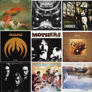 Prog Rock Deep Cuts #100 - The Albums that Built Deep Cuts (Part 2)