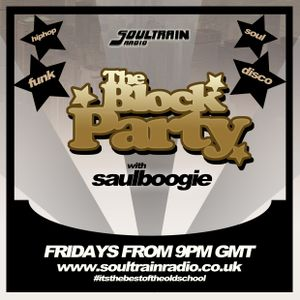 The Block Party NYD show Late 80s, Early 90s Street Soul & Acid Jazz