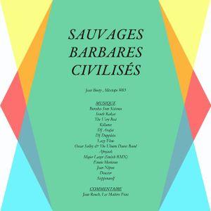 sauvages barbares civilisés