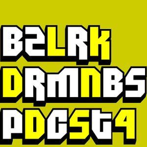 Baz Le Rock D n'B Podcast #4