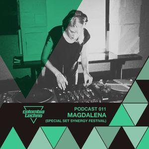 Magdalena @ Colombia Techno Podcast 011 (Edición Especial Synergy Festival)