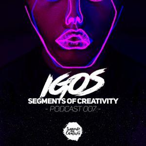 Segments Of Creativity Podcast 007