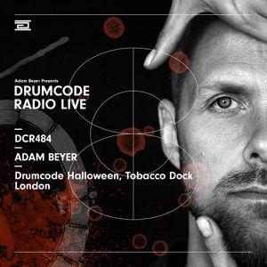 DCR484 – Drumcode Radio Live – Adam Beyer live from Drumcode Halloween at Tobacco Dock in London