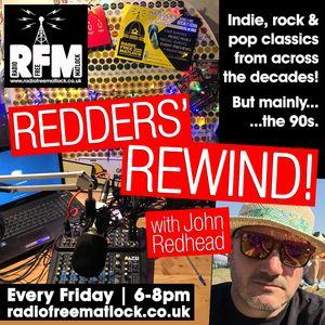 Redders' Rewind! with John Redhead, September 17 2021