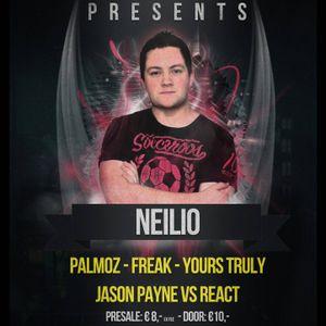 Freak @ SUBREMACY Presents Neilio