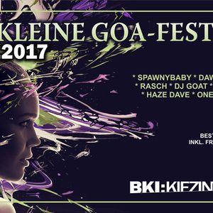 spawnybaby # Das kleine Goa-Festival  Vol. 2   2017-12-15