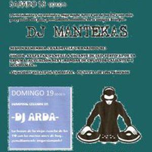 ArdaElectro @Bar Monzón (S.Mateo 2010)