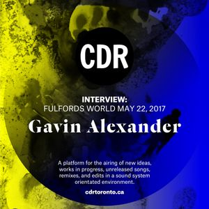 Fulfords World podcast interview with Gavin Alexander