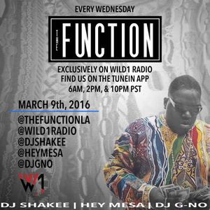 The Function (Episode 010) with DJ SHAKEE, HEY MESA, DJ GNO