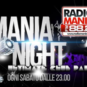 vindj @ Radio Mania Night - 18.11.2013