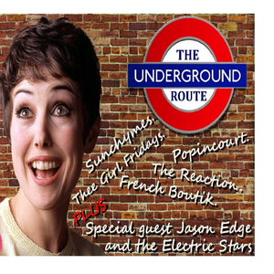 THE UNDERGROUND ROUTE 44