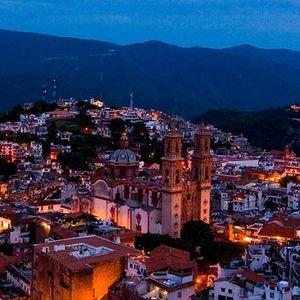 Paseos culturales: la noche mágica de Taxco