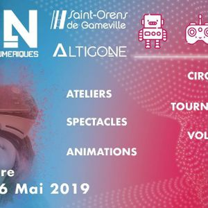 Courant d'Art vend.17 mai : Festival FAN à Altigone
