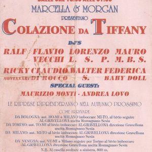 Lorenzo L.s.p. d.j. Colazione da Tiffany  12 04 1998