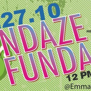Sundaze Fundaze 2010 live from Austin, TX