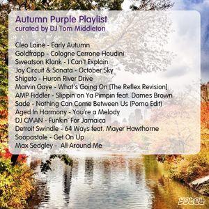 Autumn Purple Playlist