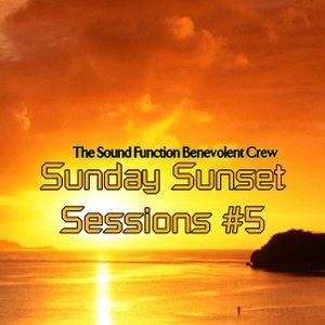 Zero D -  LIVE @ Sunday Sunset Session #5 (May 1st)