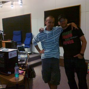 DJ Blupcat feat MC Aktiff Radio_FM session
