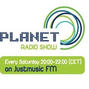 Planet Radio Show / JustMusic.fm 120825