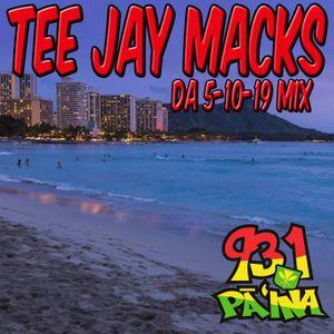 Tee Jay's Pa'ina Traffic Jam Mix 05-10-19