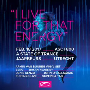 TRANCESATION Episode #031 (ASOT UTRECHT 2017 SPECIAL)