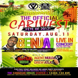 Carnival Mix #57 - Soca - August.08.2012