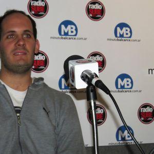 Tras la definición, Santiago Mangoni en Radio Sube 101.5