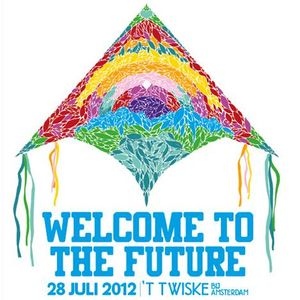 Anja Schneider @ Welcome To The Future (28.07.12)