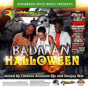 Chinese Assassin Djs - Badman Halloween - iTapez.com | Jahkno.com