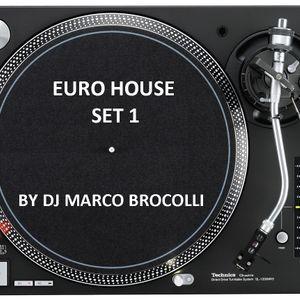 Euro House - Set 1