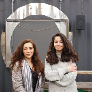 Sara Elharrak w/ Gunes Guveni - 27/11/2018