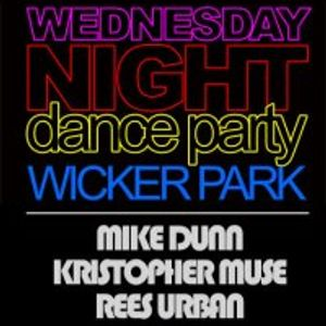 Live @ Ohm Nightclub CHI. I Love House Music Weds. ~ Kristopher Muse