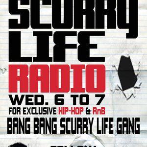 Scurry Life Radio Ep 31 With DJ Chuck Clasik