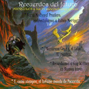 Recuerdos del Futuro - Programa 4
