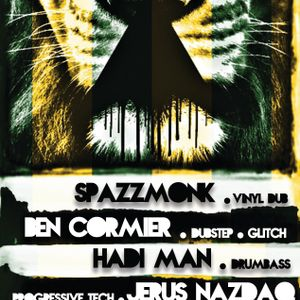 jErUs NazdAq Set Preview from Bass Culture Toronto@February 4, Kensington Market