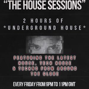 Lex Loofah's HOUSE SESSIONS live on Club vibez Radio 20/05/16