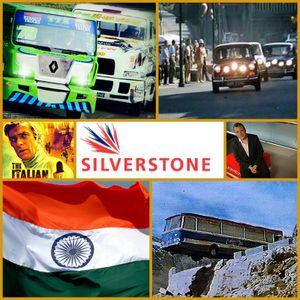 Steve Phillips - Radio Silverstone - 28/10/2011 - The Italian Job