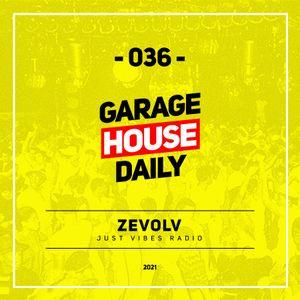 Garage House Daily #036 zeVOLV