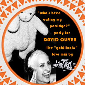 KITTYDISCO MIX david oliver goldilocks party set #loveulikedisco