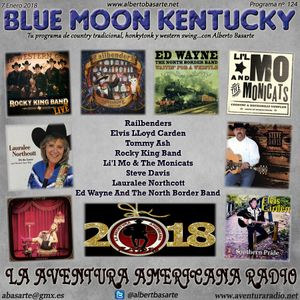 124- Blue Moon Kentucky (7 Enero 2018)