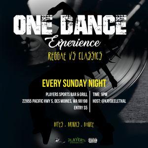 ONE DANCE REGGAE SAMPLER 2019 MIX 1