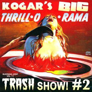 Buzzsaw Joint Vol 11 (Kogar The Swinging Ape)
